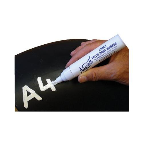 Nissen Jumbo Feltip Paint Markers - 09005 SEPTLS43609005