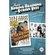 From Spring Training to Screen Test: Baseball Players Turned Actors - eBook