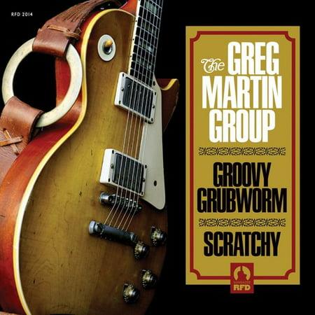 Groovy Grubworm/Scratchy (Vinyl) -