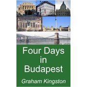 Four Days in Budapest - eBook
