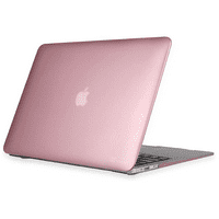 "Fintie MacBook Air 13.3"" Case (A1466 / A1369) - Snap On Hard Shell Protective Cover, Rose Gold"