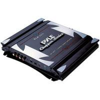 Pyle Pl-a2200 1400-watt 2-channel Bridgeable Mosfet Amplifier (pla2200)