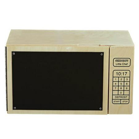 Childcraft Kitchen Play Little Chef Microwave
