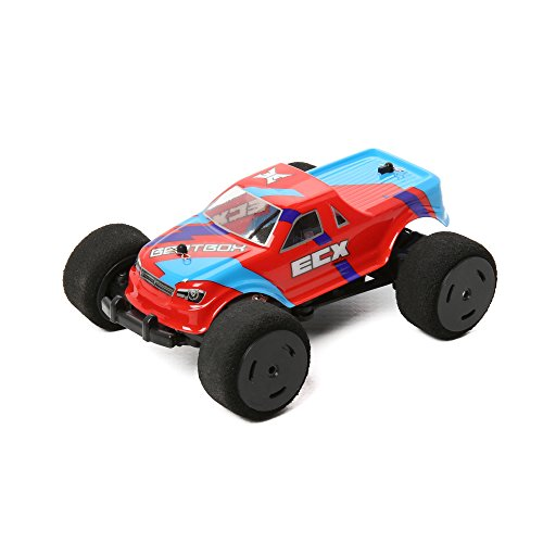 ECX BeatBox 2WD Monster Truck RTR (1/36 Scale)