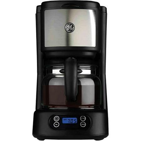 GE 5-Cup Digital Coffee Maker - Walmart.com