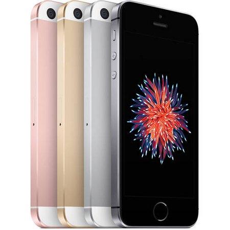 Straight Talk Apple Iphone Se 16Gb Prepaid Smartphone  Silver