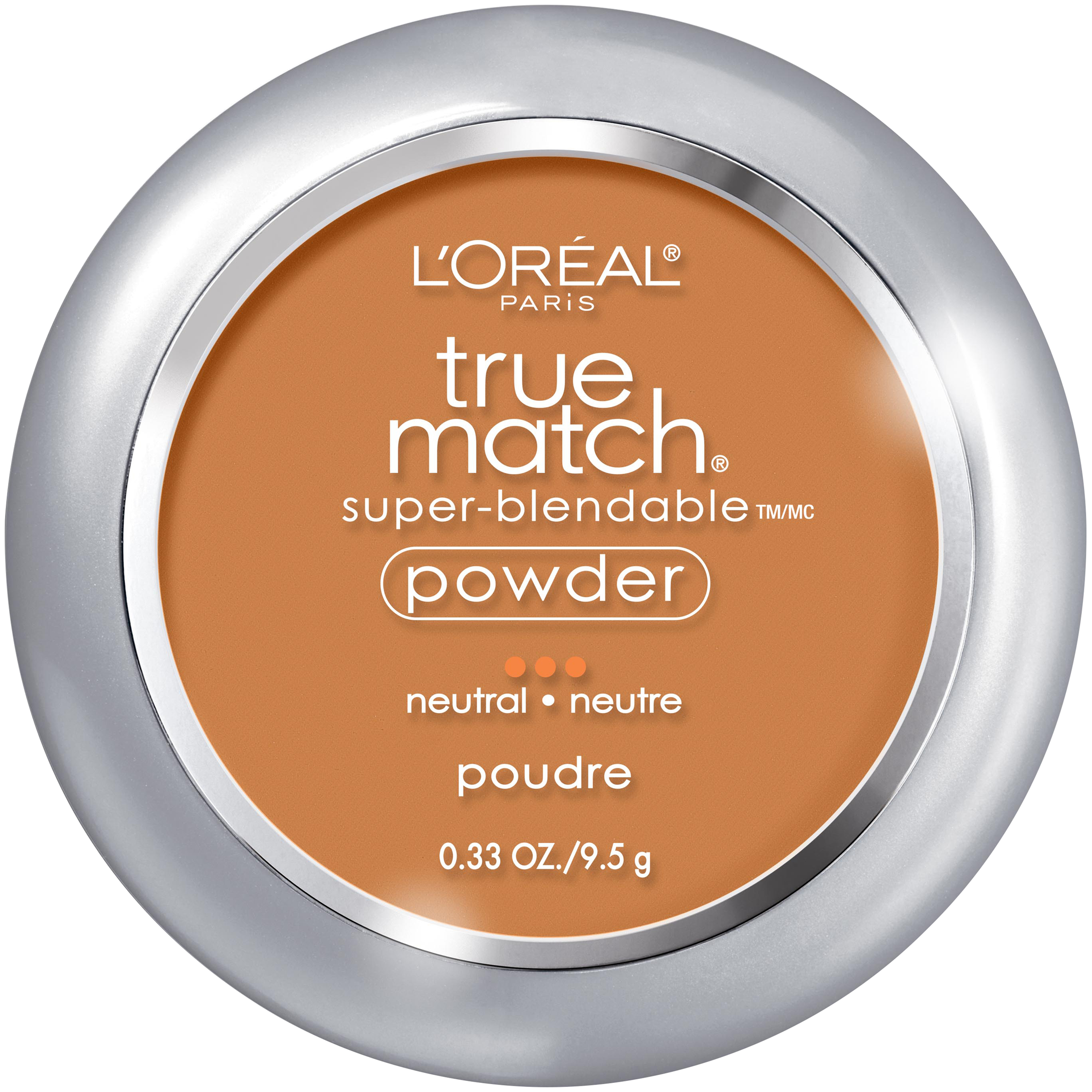L'Oreal Paris True Match Super-Blendable Powder, Deep Golden