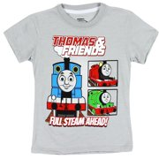 Thomas & Friends Toddler Boys' Short Sleeve T-Shirt - Sizes 2T, 3T, and 4T