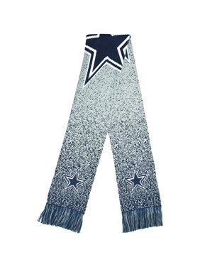 Dallas Cowboys Big Logo Knit Scarf - No Size