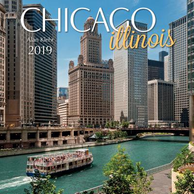 Chicago Calendar 2019 2019 Chicago Wall Calendar (Other)   Walmart.com