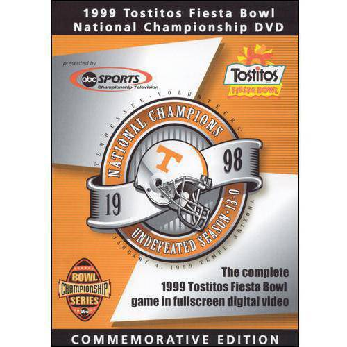 The 1999 Tostitos Fiesta Bowl National Championships (Commemorative Edition)