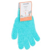 Equate Beauty 2-in-1 Bath Gloves For Body