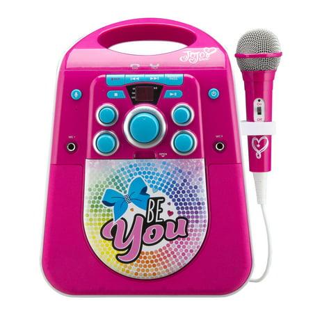 Jojo Siwa Cdg Karaoke Machine Walmartcom