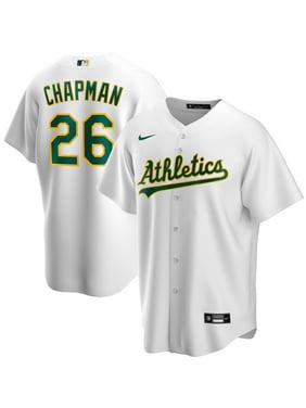 Matt Chapman Oakland Athletics Nike Home 2020 Replica Player Jersey - White