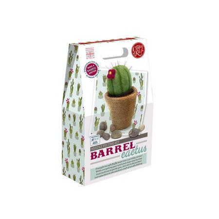 Needle Felted Animals (Crafty Kit Co Needle Felt Kit Barrel Cactus )