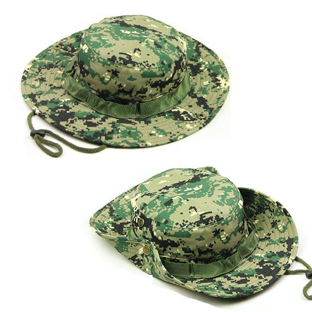 Lightweight Military Sun Hat Military Uniform Supply Boonie Hat GREEN O.D