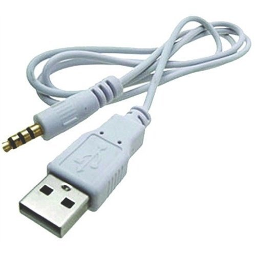 iStuff 3.5mm Audio/Video Stereo Plug to USB Cable (ip35usb6)