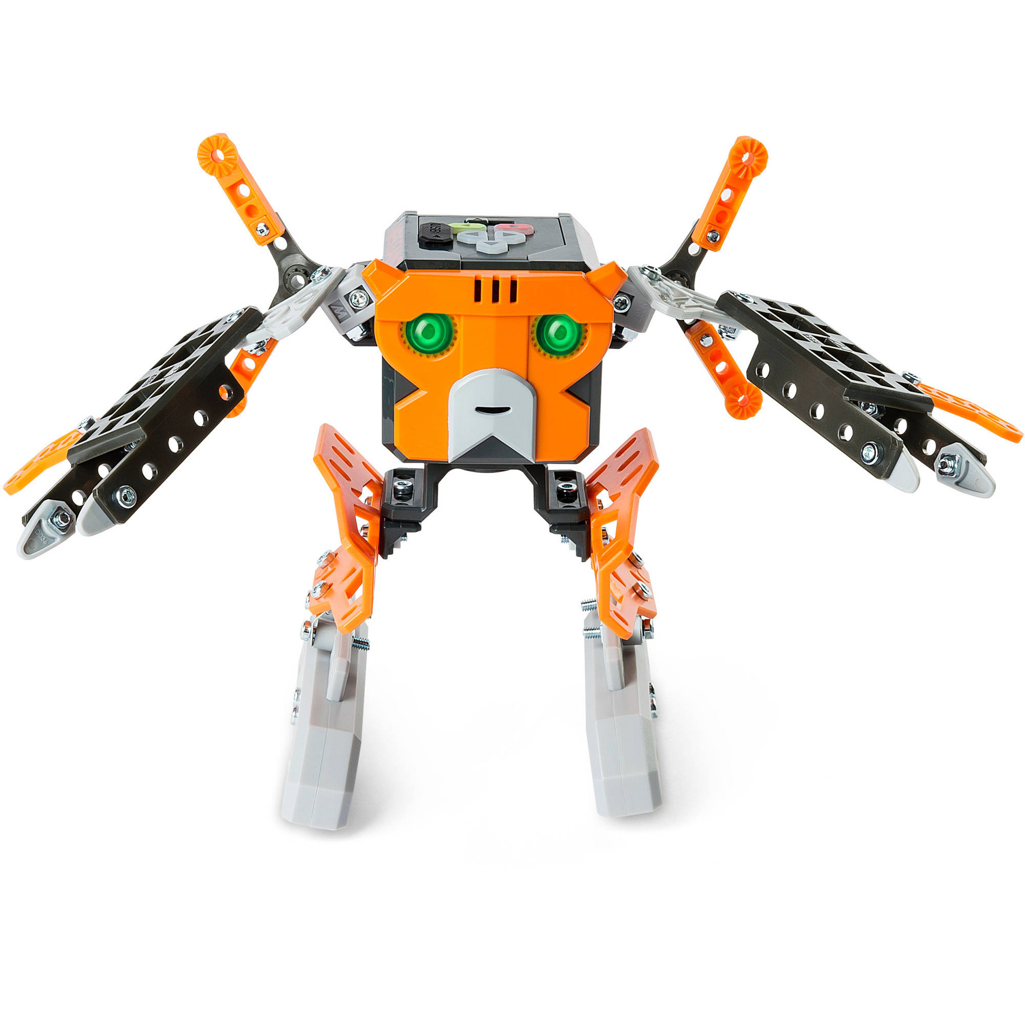 Meccano-Erector Micronoid Code A.C.E. Programmable Robot Building Kit by SPIN MASTER TOYS FAR EAST LIMITED