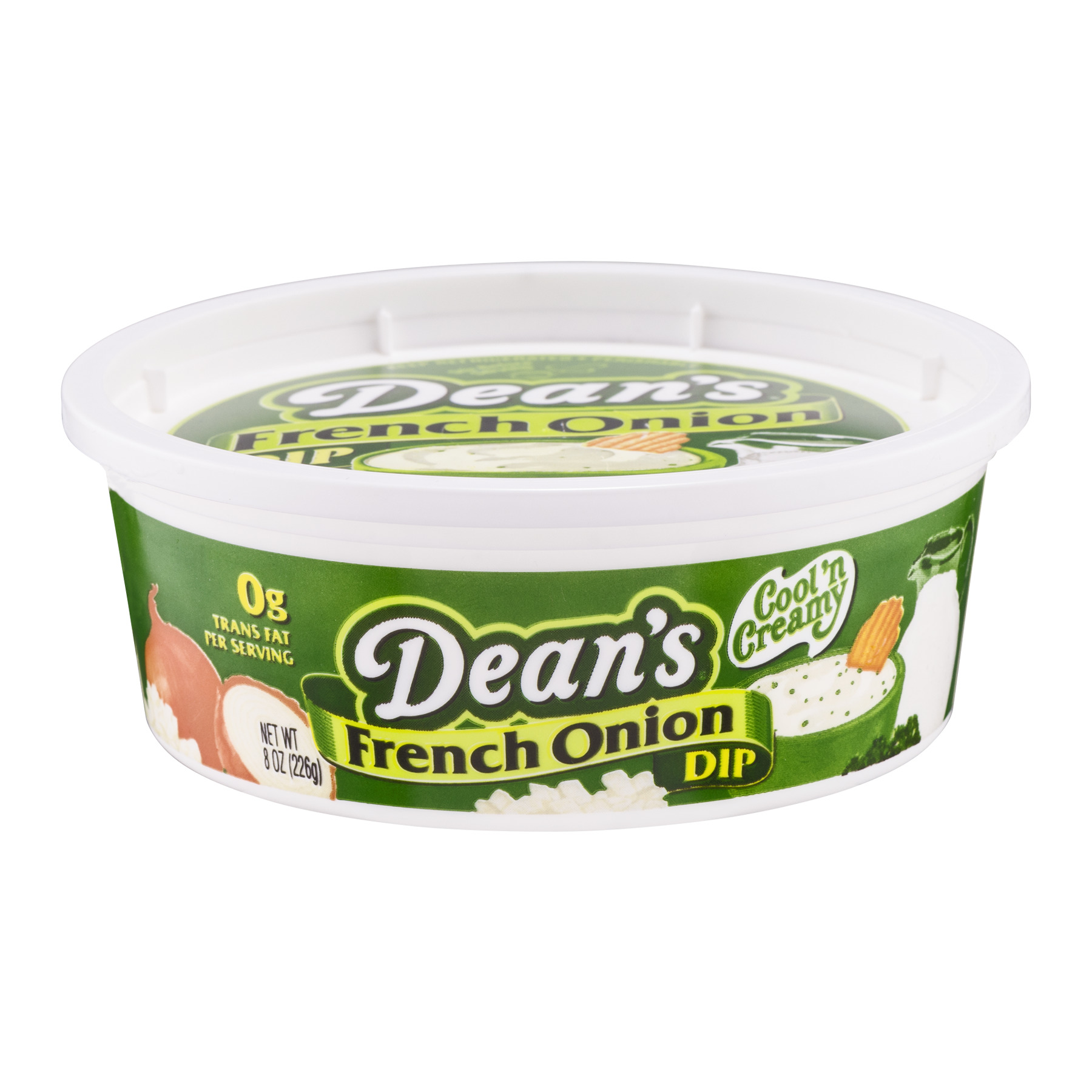 Dean's® French Onion Dip 8 oz. Tub