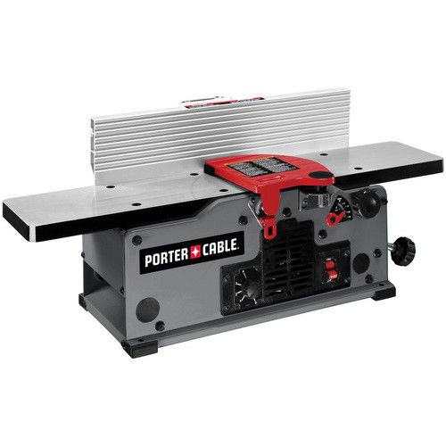 Factory-Reconditioned Porter-Cable PC160JTR 2-Blade 120V 6 in. Bench Jointer (Refurbished) by Porter-Cable
