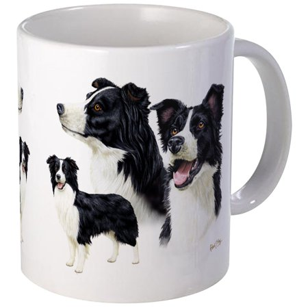 CafePress - Border Collie Mug - Unique Coffee Mug, Coffee Cup CafePress