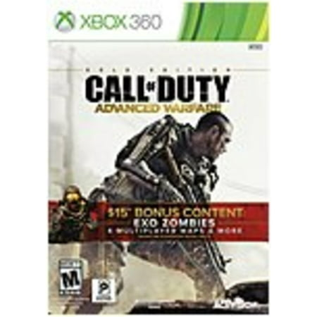 Call of Duty: Advanced Warfare w/ DLC [Gold], Activision, Xbox 360,