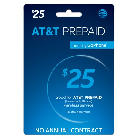 AT&T PREPAID℠ $25 (Email Delivery)