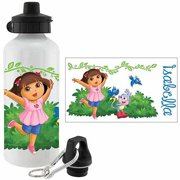 Personalized Dora the Explorer Outdoor Exploring Sports Bottle