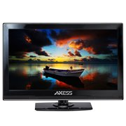 """Axess 15.4"""" LED AC/DC TV Full HD with HDMI and USB, ideal for home, office, cars, trucks, RVs and boats"""