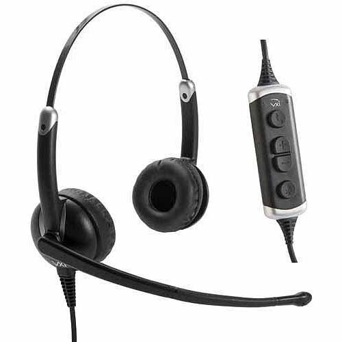 VXi Envoy UC 3031U Stereo Headset with Microphone