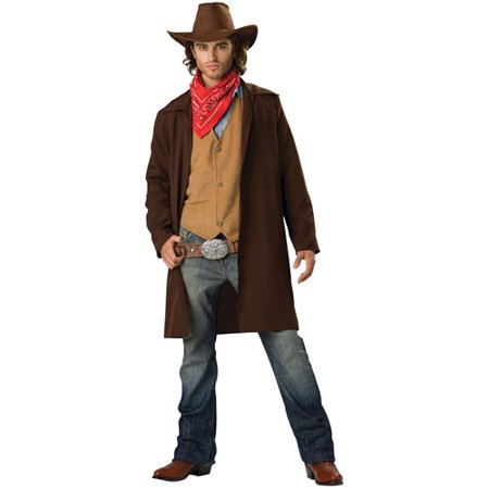 Rawhide Renegade Adult Halloween - Rawhide Renegade Child Costume