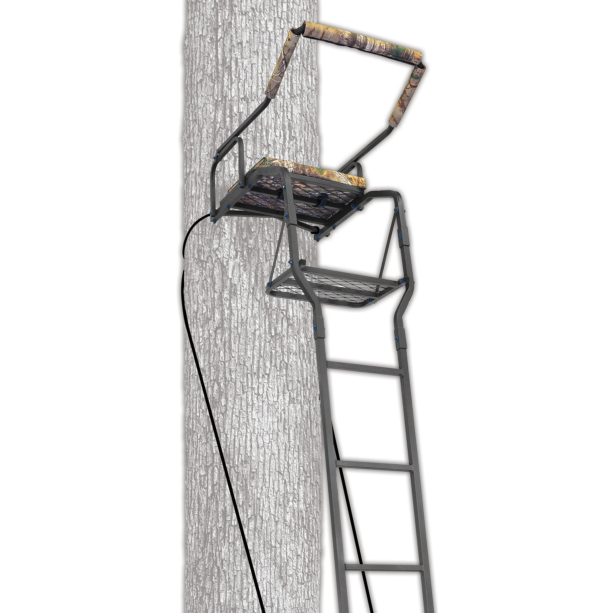 Ameristep 16 39 recon ladderstand hunting ebay for Tree stand pictures
