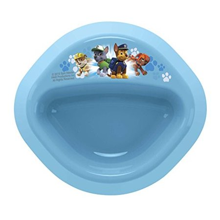 Paw Patrol Cereal Bowls for Toddlers by Zak!