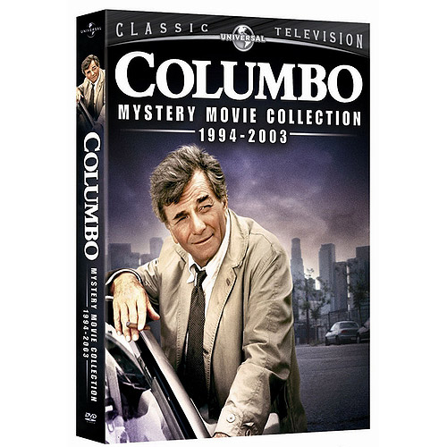 Columbo: Mystery Movie Collection 1994-2003 (Anamorphic Widescreen)