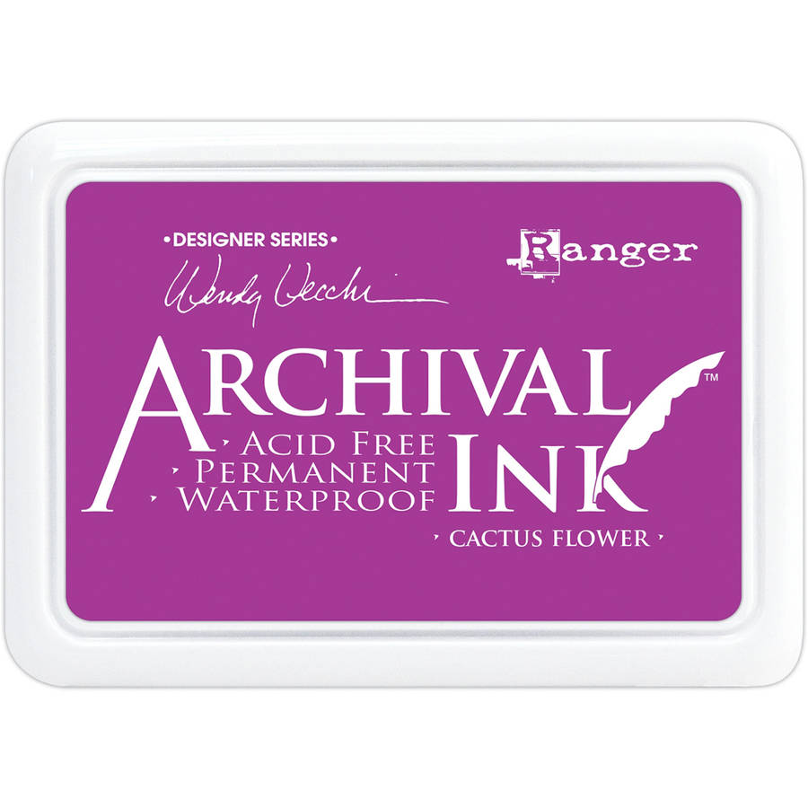 Wendy Vecchi Designer Series Archival Ink Pad