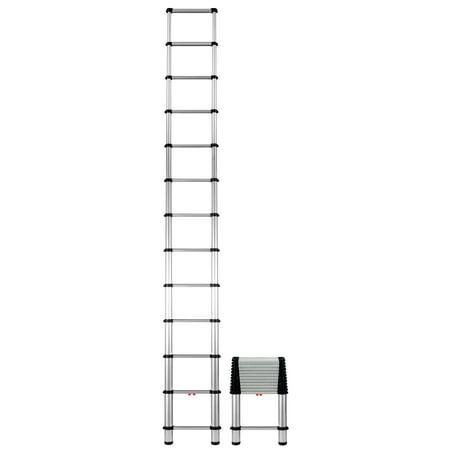 Telesteps 1600E OSHA Compliant 16 ft Reach Telescoping Extension - Telesteps Ladder