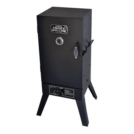 Smoke Hollow 30-inch Vertical Gas Smoker Burners Gas Smoker