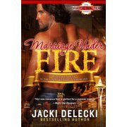 Marriage Under Fire: Book Four in The Grayce Walter Suspense Series (Paperback)