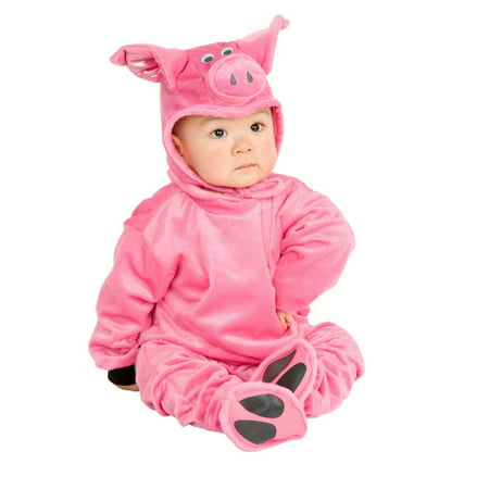 Halloween Little Pig - Newborn Toddler Costume (Pig Toddler Halloween Costume)