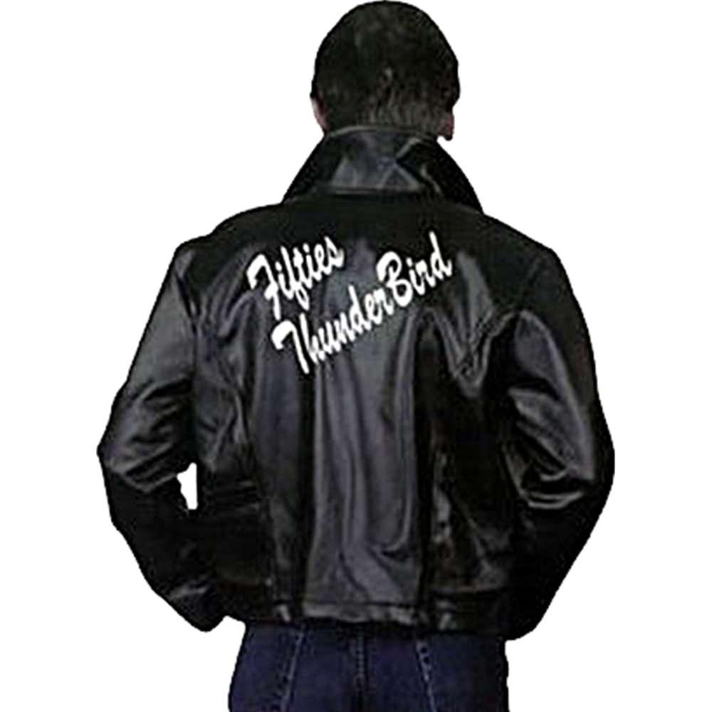 Thunderbirds Teen Leather Jacket