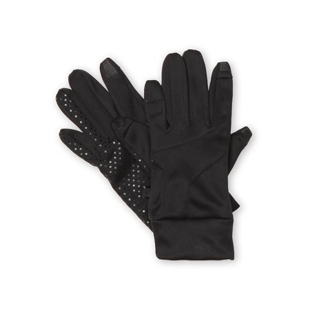 NordicTrack Women's Soft-Shell Touchscreen Texting Gloves - Black - XL