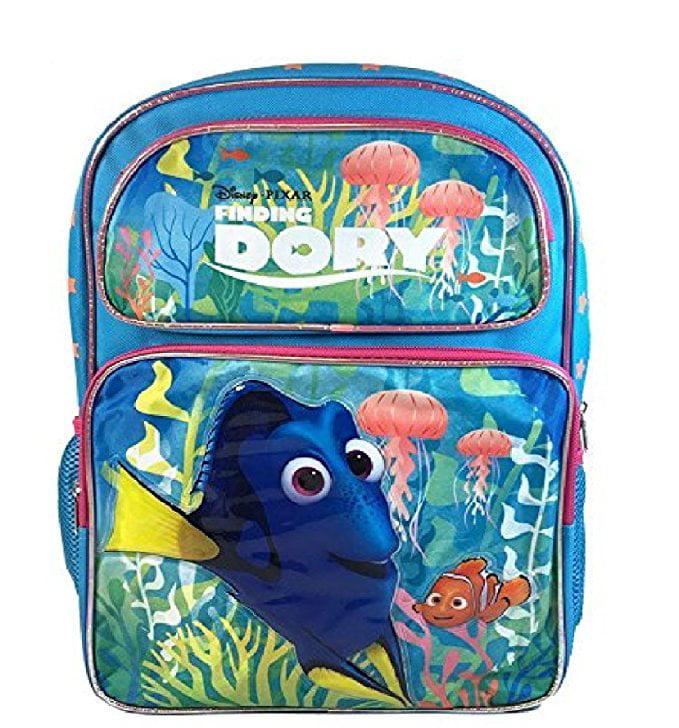 Disney Kids Girls Character School Shopping Shopper Tote Bag Gift Finding Dory