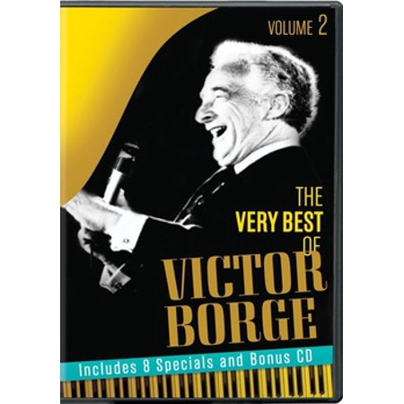 The Very Best of Victor Borge Volume 2 (DVD)
