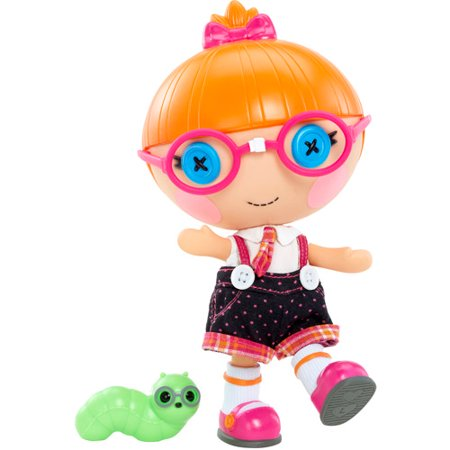 Lalaloopsy Littles Doll - Specs Reads-a-Lot Multi-Colored