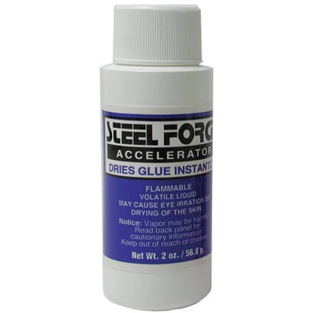 Steel Force Glue Accelerator