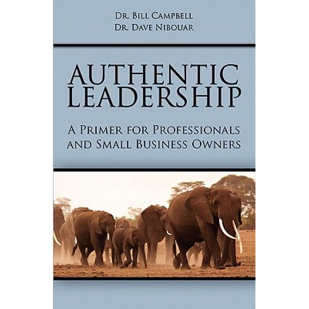 Authentic Leadership : A Primer for Professionals and Small Business