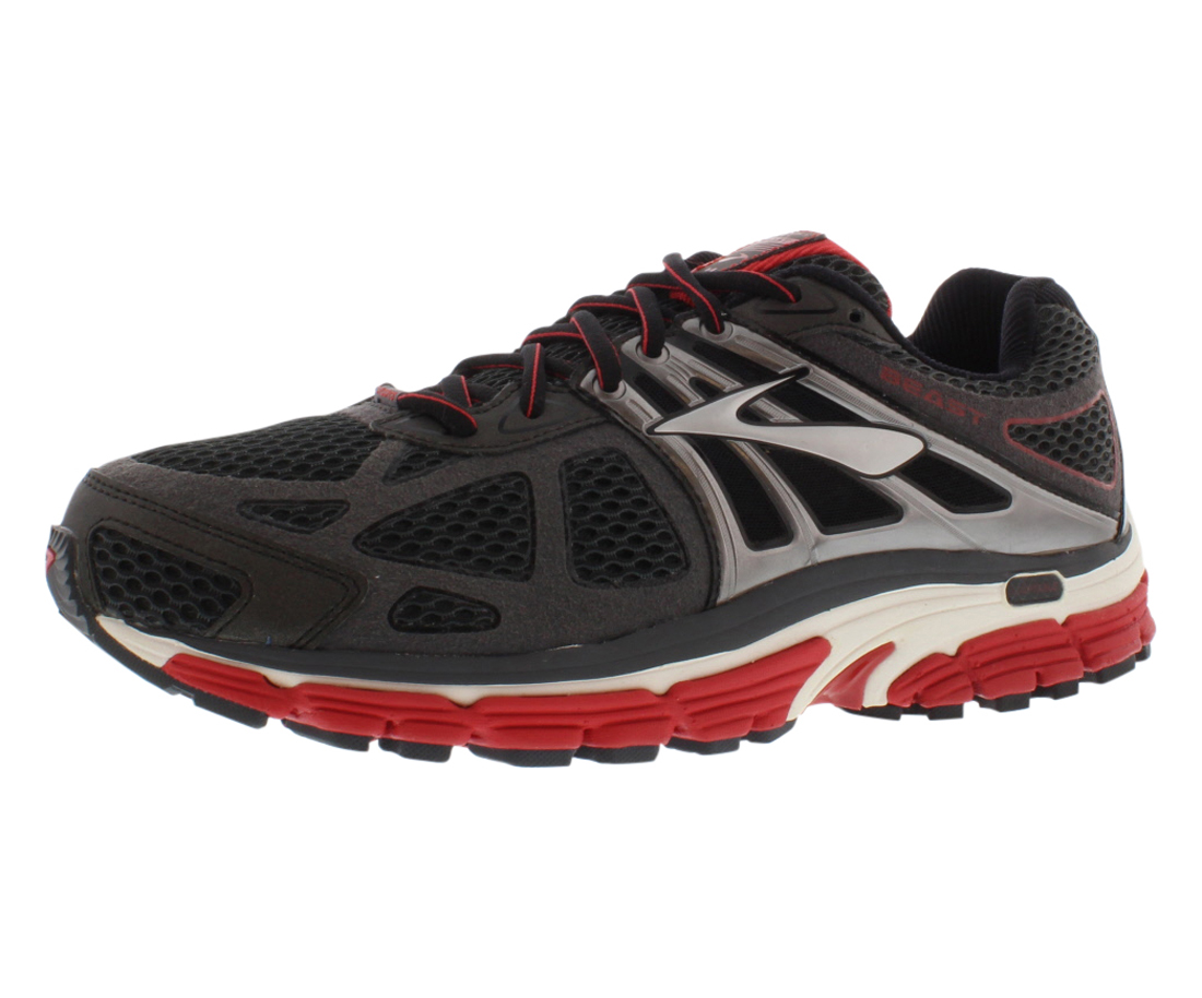 ee7abe80bcf19 Brooks - Brooks Beast 14 Running Extra Wide Men s Shoes Size - Walmart.com