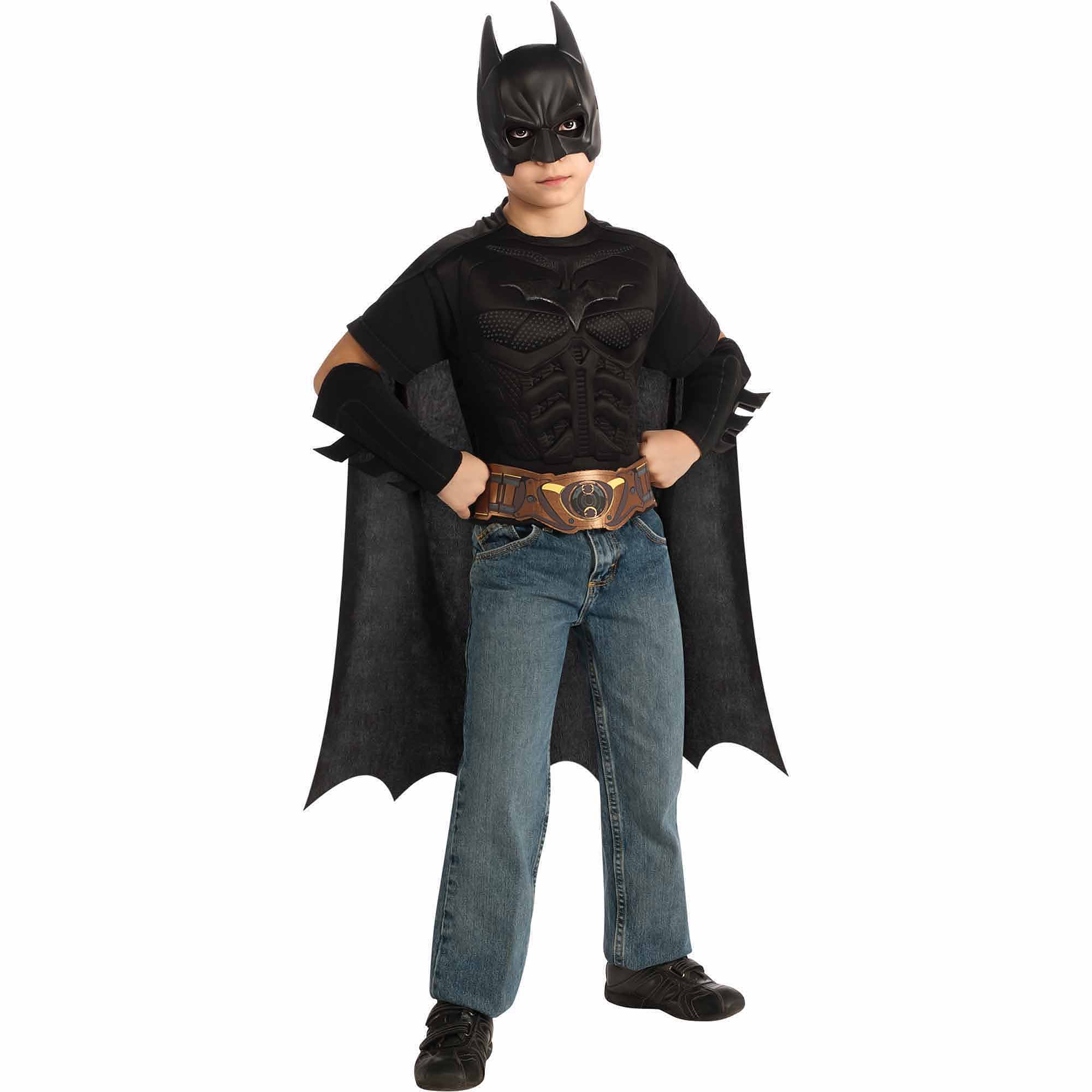 Batman Costume Kit Child Halloween Accessory