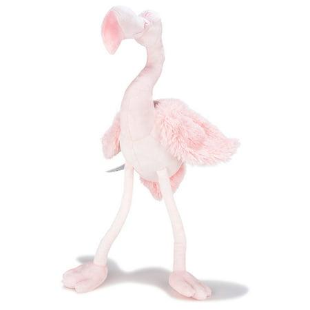 Flamingo Animal - JOON Pinky The Flamingo Stuffed Animal, Light Pink, 9.5 Inches