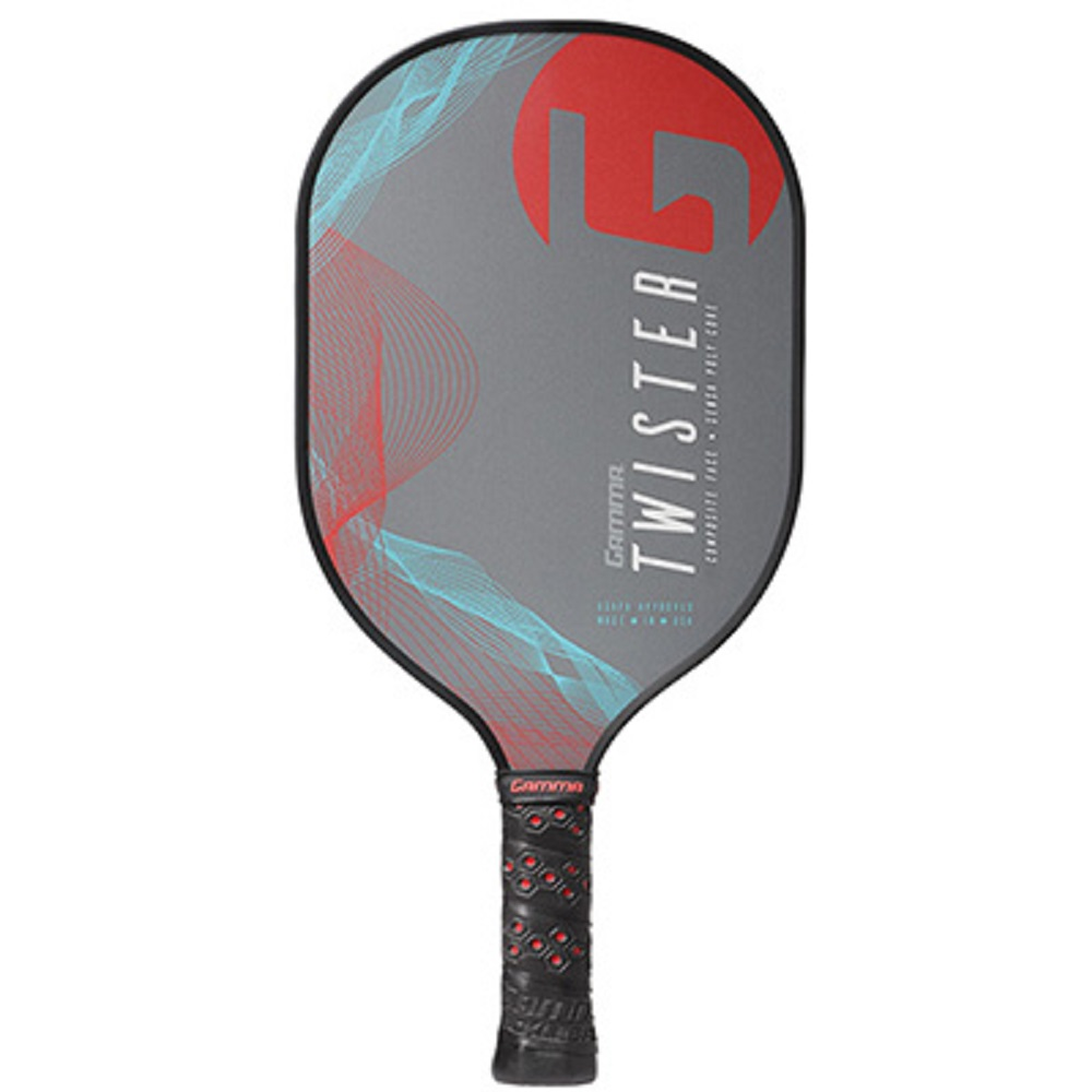 Gamma Twister Poly Core Pickleball Paddle